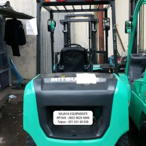 Clasidia Forklift