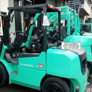 Forklift Mitsubishi Clasidia