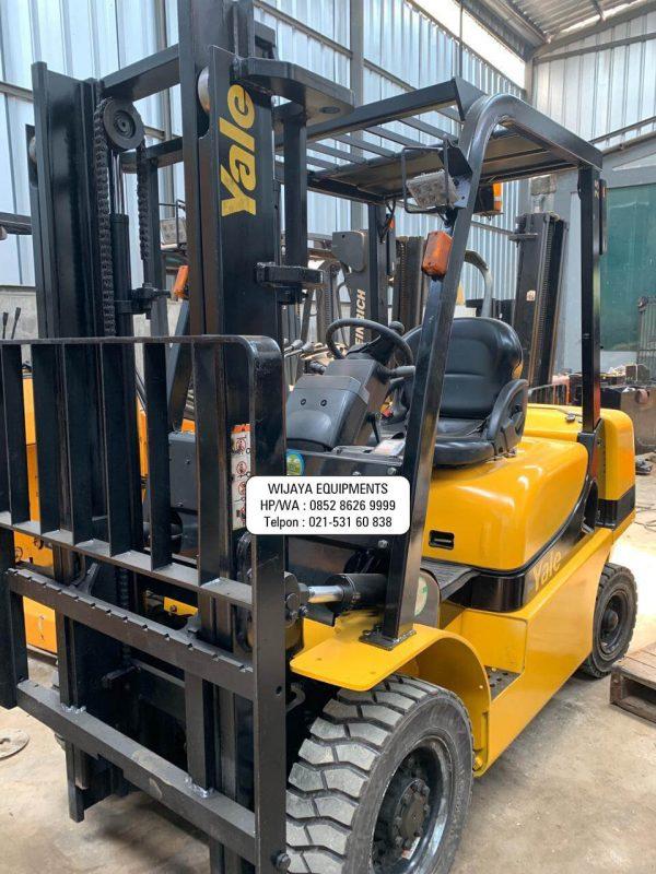Forklift Yale Bekas
