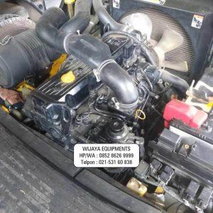 Forklift Yale Engine