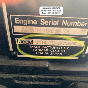 Forklift Yale Yanmar Engine