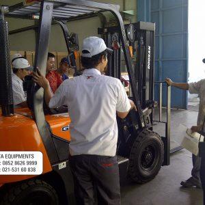 Doosan Forklift 2.5 Ton