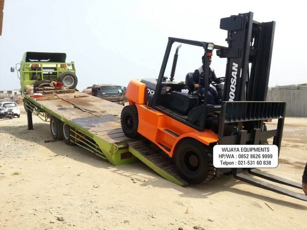 Doosan Forklift Jakarta