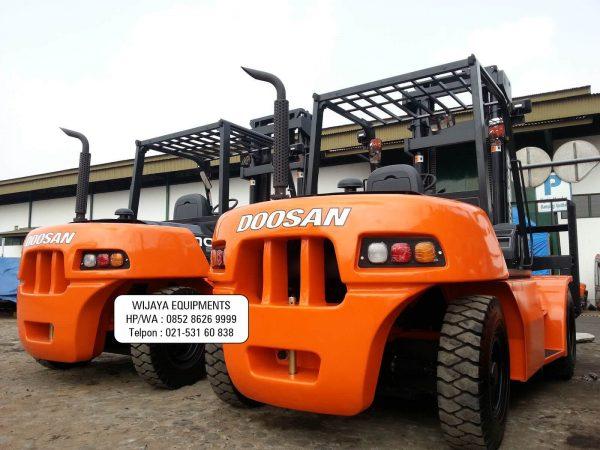 Doosan Forklift Tangerang