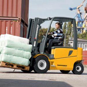Forklift Elektrik Jungheinrich Harga Murah