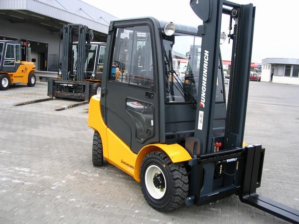 Pusat Forklift Jungheinrich Harga Murah